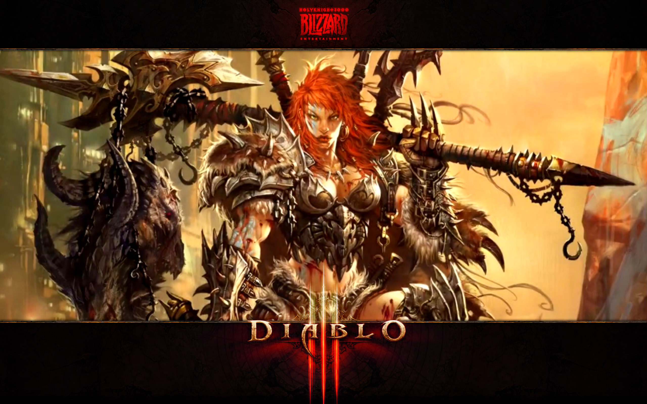 Naked women of diablo wallpapers exploited wemen